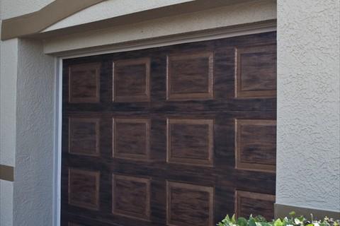 Custom Doors \u0026 Garage Doors | Faux Wood Grain Finishes | Chic Impression & Custom Doors \u0026 Garage Doors | Faux Wood Grain Finishes | Chic ...